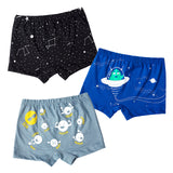 Spaced Out - Boy Boxer Shorts