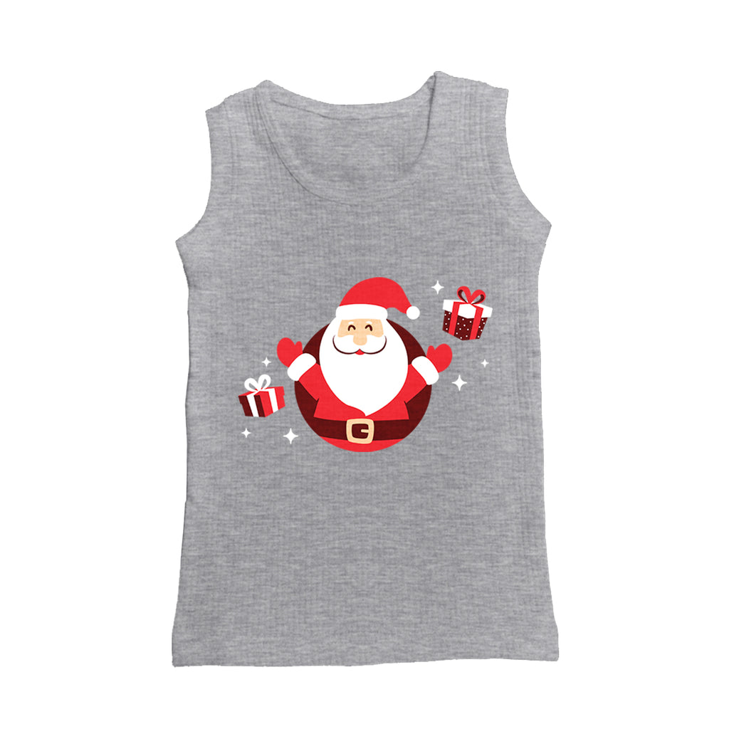 Santa Sleveless Thermal Top