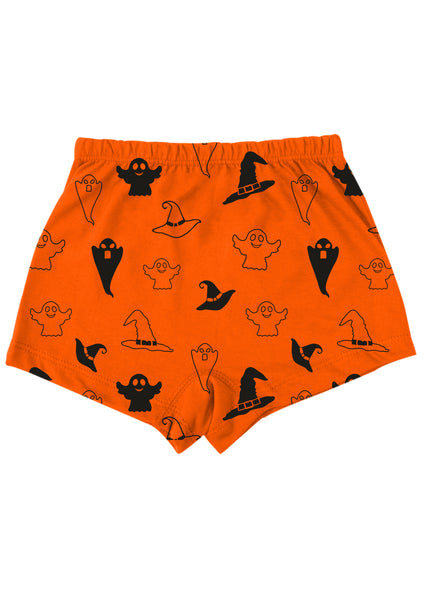 Trick or Treat - Girl Vest and Boxer Set