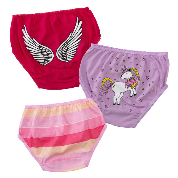 Unicorn Fever - Girl Underwear
