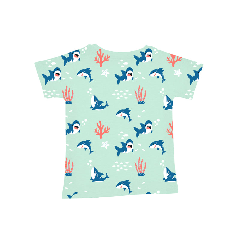 Shark Attack - Girl Pajamas
