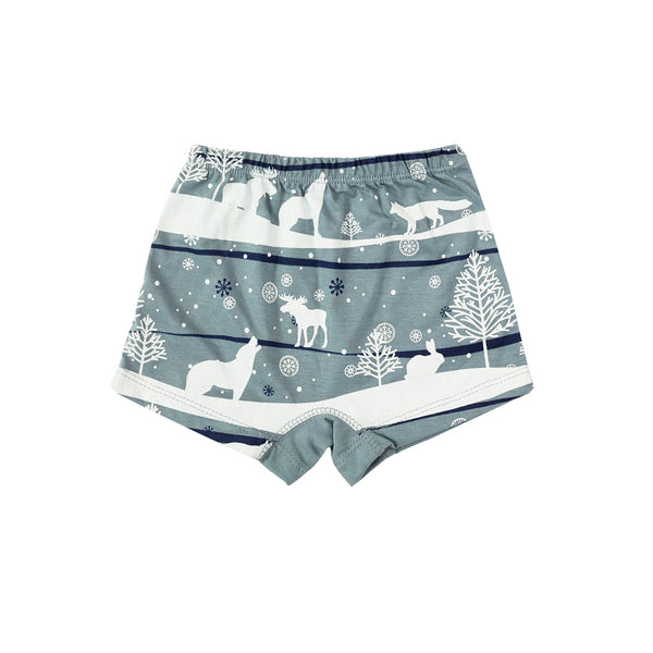 Camouflage - Girl Boxers