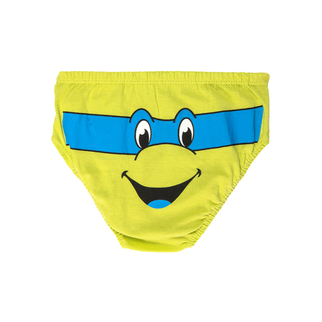 Time To Turtle - Boy Underwear