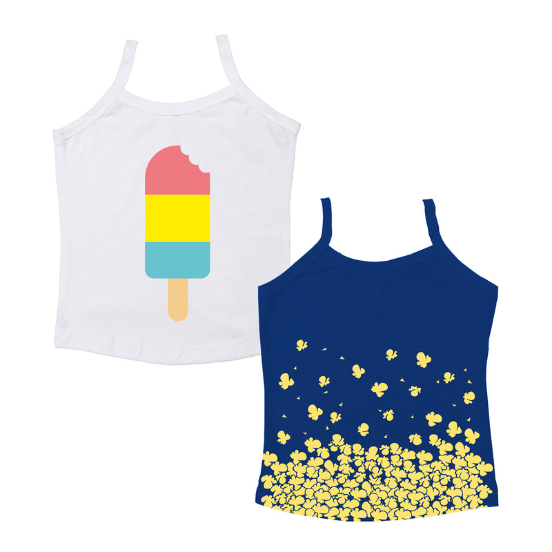 Snack Attack - Girl Vests
