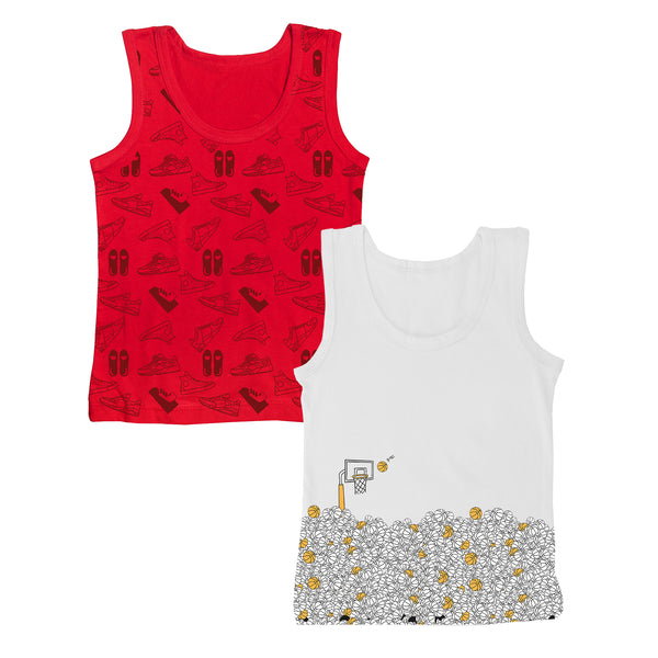 Outdoor Sports - Boy Vests