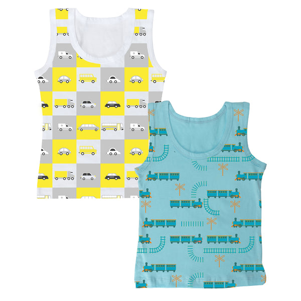 Joyrides - Set of 2 Boy Vests