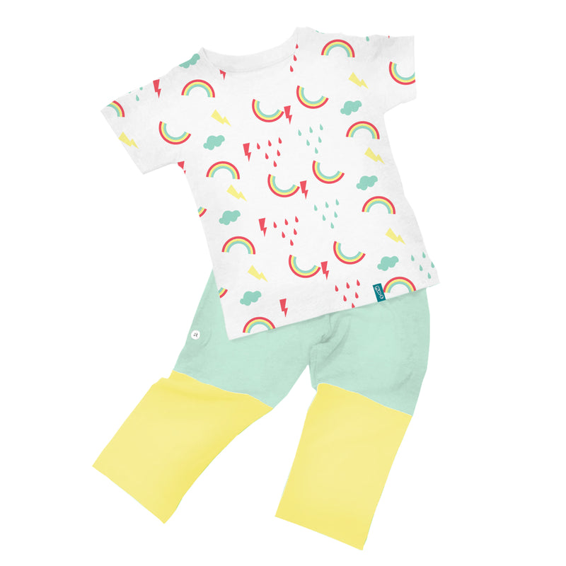 Rainbow Loving - Girl Pajamas