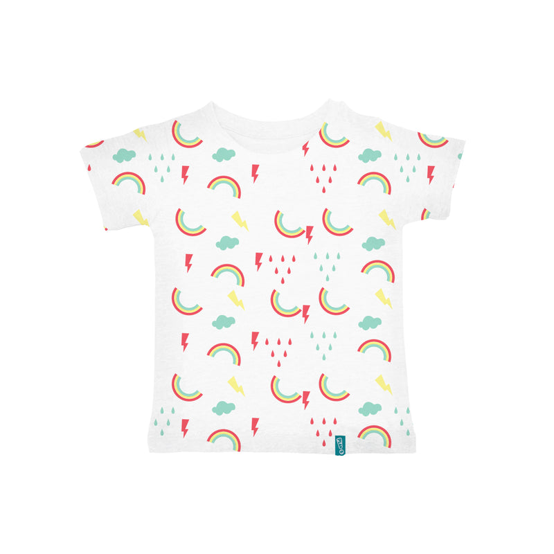 Rainbow Loving - Boy Pajamas
