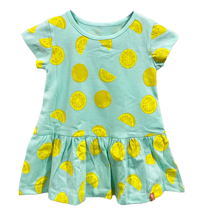 Lemony Summer Dress