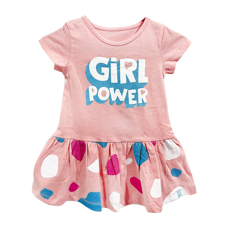 Power Girl Summer Dress