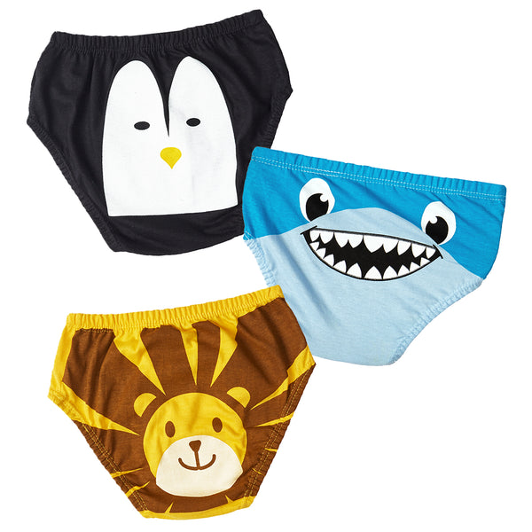 The Junglees Return - Boy Underwear