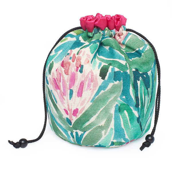 Bucket Bags - Watercolour Protea