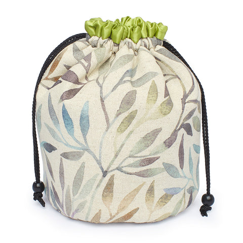 Bucket Bags - Watercolour Leaf