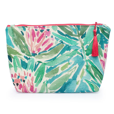 Travel Bags - Watercolour Protea