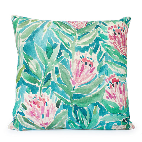 Cushion Covers - Watercolour Protea