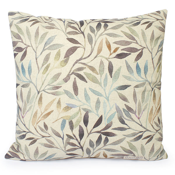Cushion Covers - Watercolour Leaf