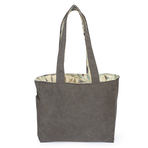 Reversible Tote - Grey