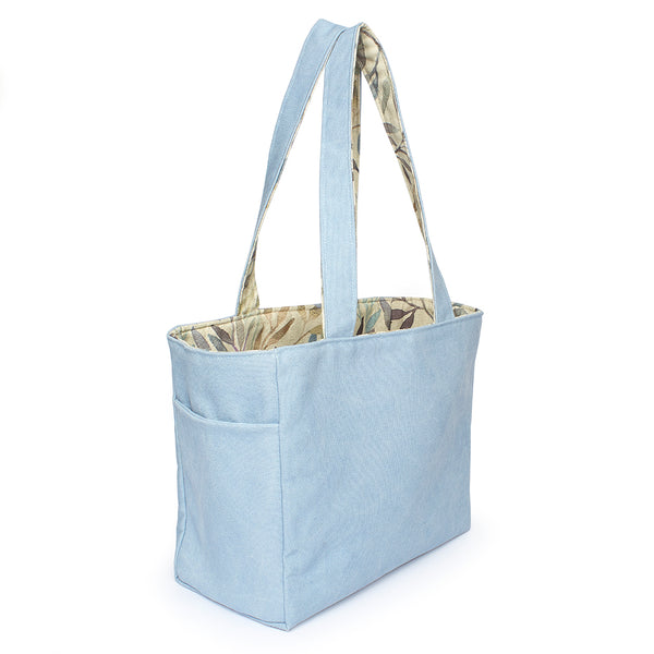 Reversible Tote - Blue