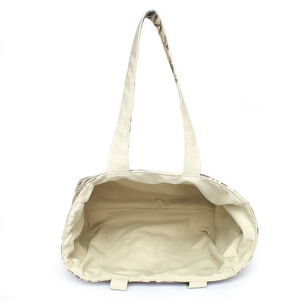 Reversible Tote - Cream