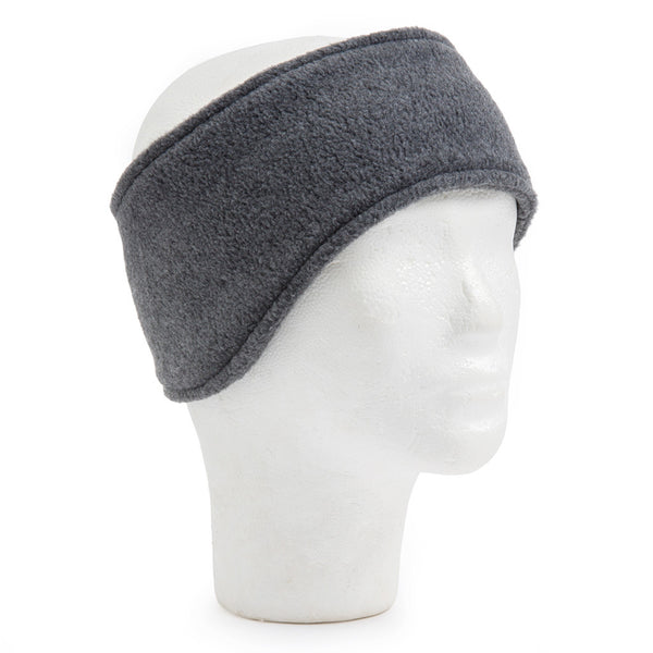 Dark Grey Ear Warmer