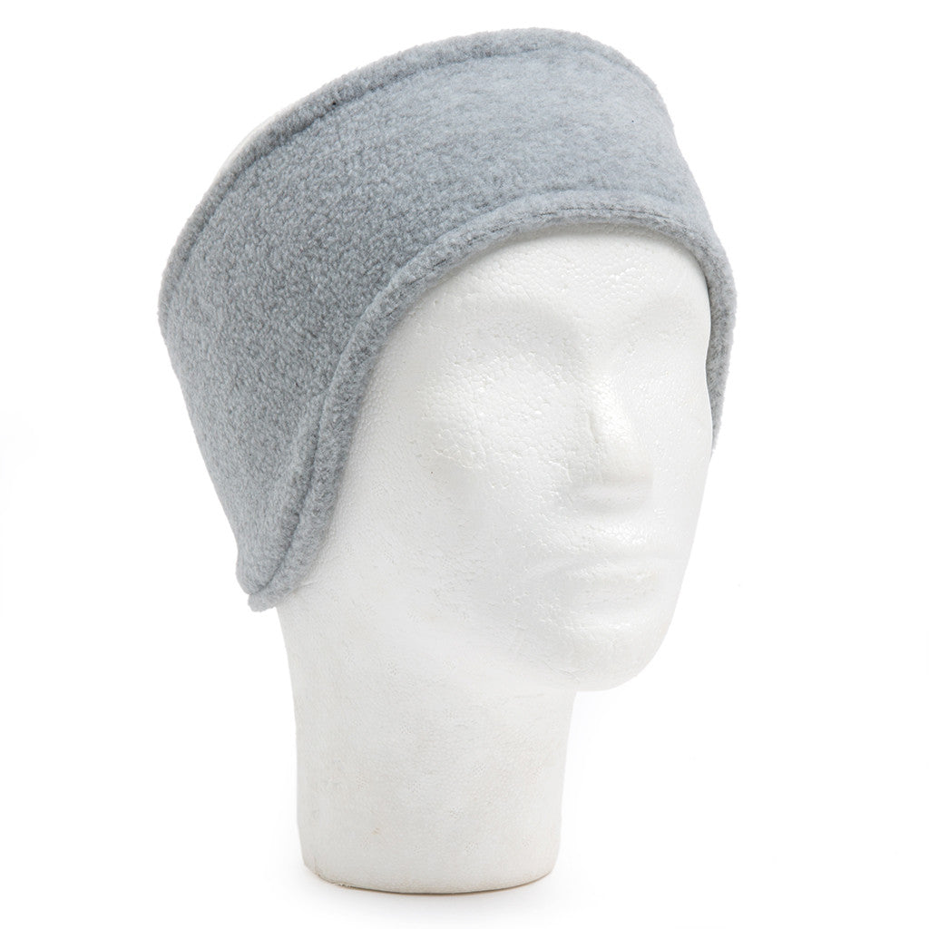 Light Grey Ear Warmer