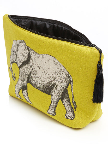 Travel Bag  - Chartreuse