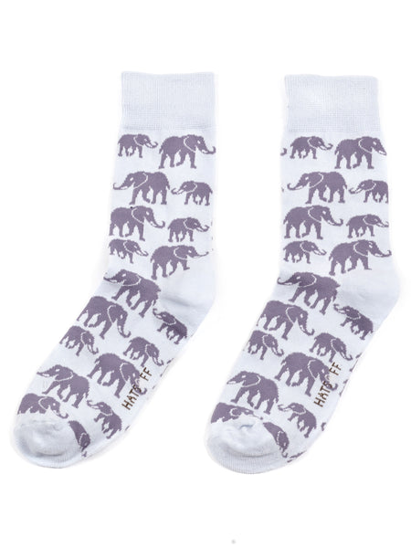 Wild Socks by Hats Off are unique and fun wildlife inspired socks made for men, women and kids.
