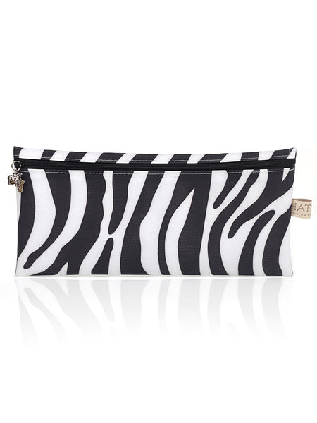 Pencil Bag - Zebra Print