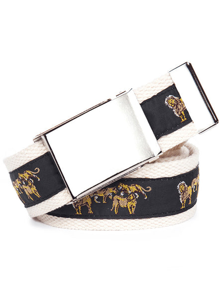 Buckle Belt Wild Cats