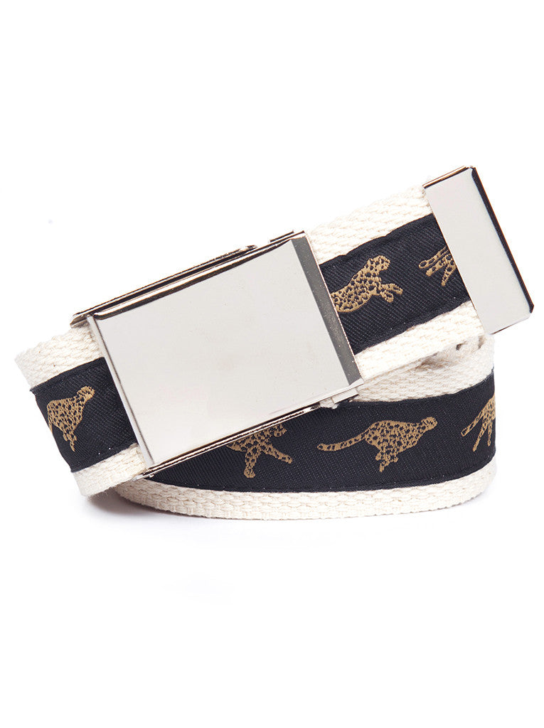 Buckle Belt Cheetah