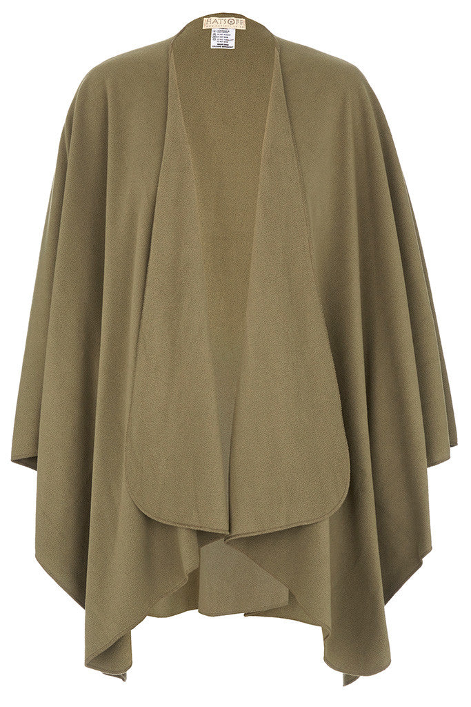 Olive Travel Cape