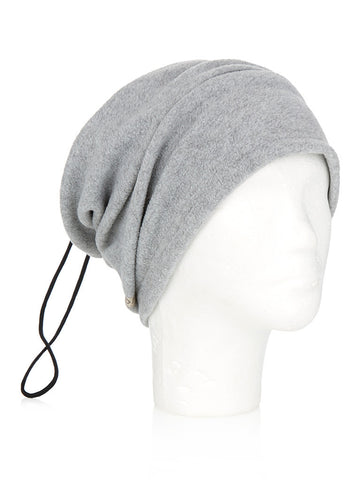 Light Grey Cowl/Beanie