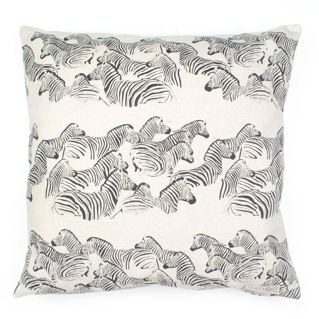 Cushion Covers - Zebra
