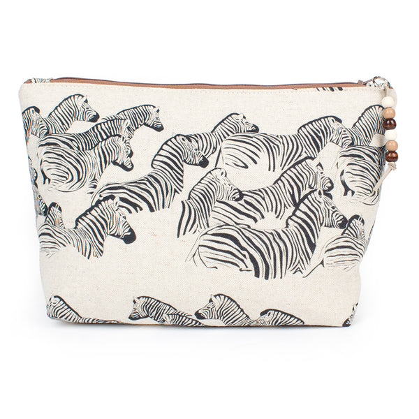 Travel Bag - Zebra