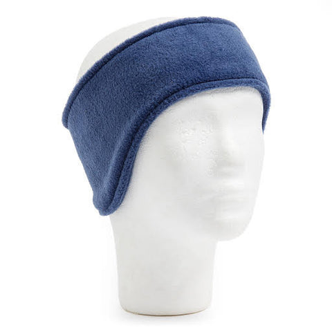 Denim Ear Warmer