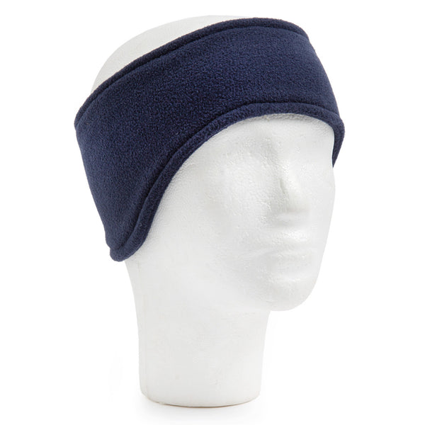 Navy Ear Warmer