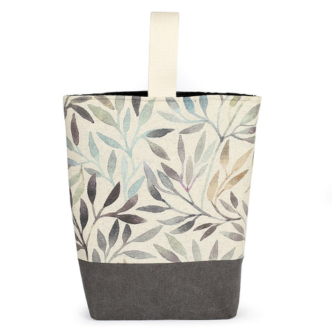 Double Wine Carrier - Leaf