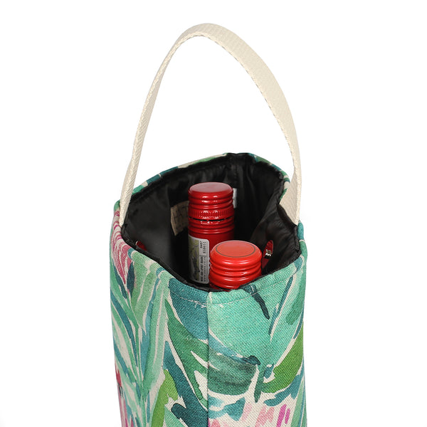Double Wine Carrier - Protea