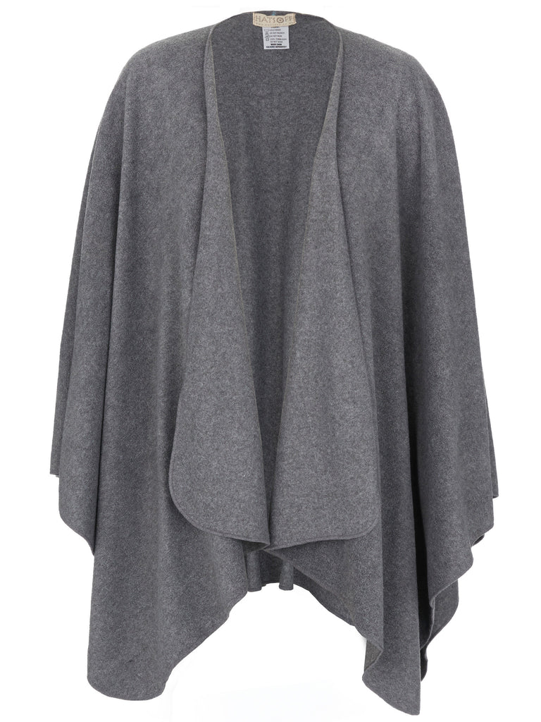 Dark Grey Cape