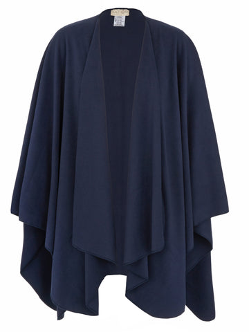Navy Travel Cape