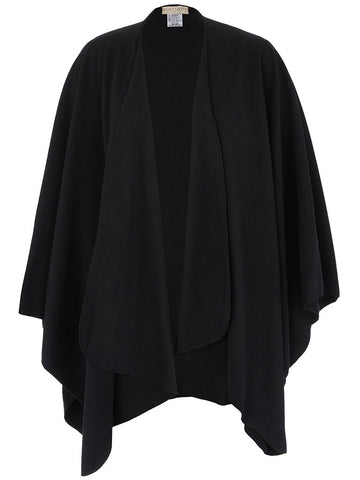Black Travel Cape