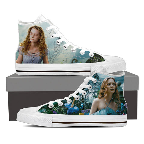Alice In Wonderland B Shoes