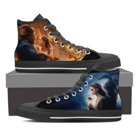 Beauty and the Beast Shoes