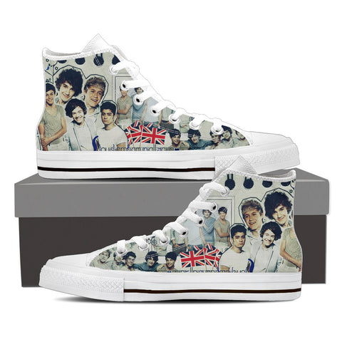 One Direction A Shoes