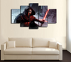 HD Printed Star Wars Art 5 Piece Canvas C