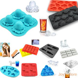 Statues Mold Silicone Mold Cooking Tools Cookie Cutter Ice Molds Ice Trays Christmas Ice Cream Tools Ice Cube Tray Silicone