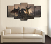 HD Printed Game of Thrones 5 Piece Canvas B
