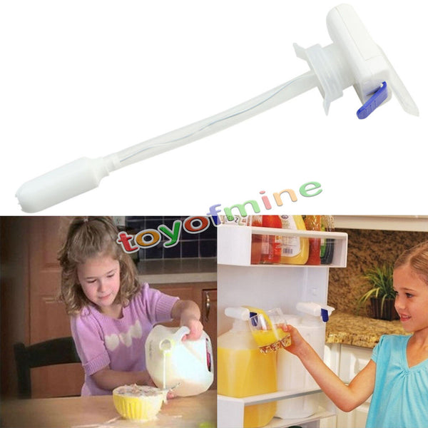 Portable Useful Magic Tap Electric Automatic Water Juice Alcohol Beverage Dispenser drink dispenser As Seen On TV
