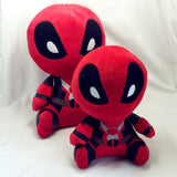 Marvel Movie Deadpool 2016 Soft FUNKO POP Deadpool Spiderman Plush Doll Toy Figure 20CM/14 action figure