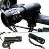 2016 New New 240 Lumen Q5 Cycling Bike Bicycle LED Front Head Light Torch Lamp with Mount Outdoor Flashlight Wholesale 1N35 58W1